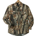 11405  Long Sleeves Camo Shirt