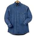 11551  Denim Shooter Shirt