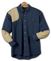 11552  Brushed Twill Shooter Shirt