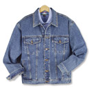 11705  Classic Denim Jacket