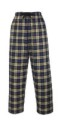 12100  Team Spirit Flannel Pant
