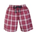 12106  Team Spirit Flannel Boxer