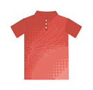 12322  Front Sublimated Polo