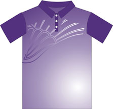 12325  Front Sublimated Polo