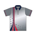 12339  Full Sublimated Polo