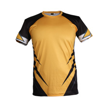12371  Short Sleeve Full Sublimated Jersey