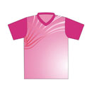 12405  Short Sleeve V-neck Full Sublimated Jersey