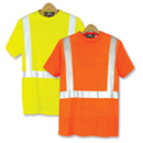 21101  Safety T-Shirt Without Pocket