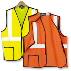 21103  Break-Away Safety Vest With Pocket