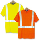 21112  Safety T-Shirt with Pocket
