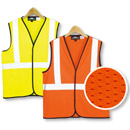 21116  Deluxe Safety Mesh Vest