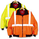 21121  Class 2 Safety Bomber Jacket