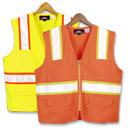 21140  Construction Safety Vest