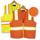 21141  Construction Mesh Safety Vest