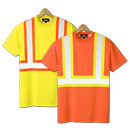21193  High Contrast Safety T-Shirt