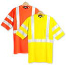 21214  Class 3 Short Sleeve Safety T-Shirt