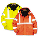 21218  Class 3 All Weather Safety Jacket