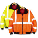 21222  Class 3 Safety Bomber Jacket