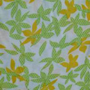 32307  Green Sunny Floral