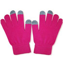 71002  Classic Hot Pink Touch Gloves