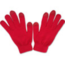 71005  Classic Red Touch Gloves