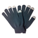 71017  Classic Heather Grey Touch Glove