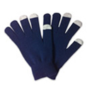 71018  Classic Navy Touch Gloves