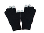 71026  Classic Black Touch Glove